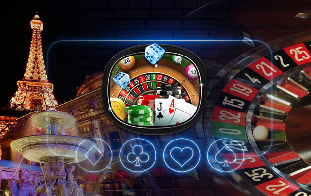 Berbagai Jenis Permainan Casino Online Terfavorit